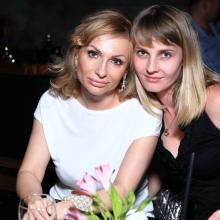 Настя Македонская и Юлия Робак