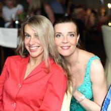 Вероника Данилова и Мария Тарасевич