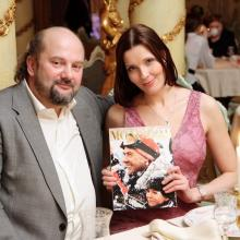 Alexey Grinberg and Maria