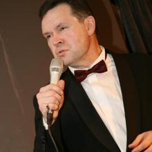 Заслуженный артист России Юрий Шихин