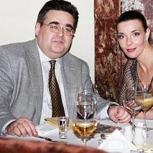 Алексей Митрофанов и Мария Тарасевич