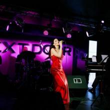 Мария Тарасевич на сцене